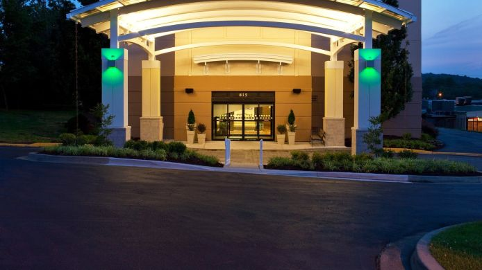 Exterior view Holiday Inn BALTIMORE BWI AIRPORT