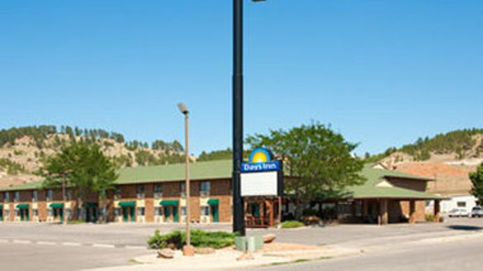 Exterior view DAYS INN SPEARFISH
