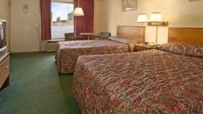Kamers BUDGET HOST INN QUINCY
