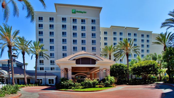 Exterior view Holiday Inn ANAHEIM-RESORT AREA