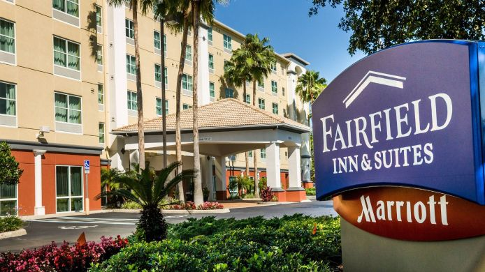 Außenansicht Fairfield Inn & Suites Orlando International Drive/Convention Center