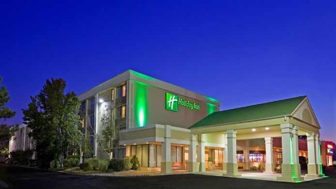 Exterior view Holiday Inn Hotel & Suites PARSIPPANY FAIRFIELD