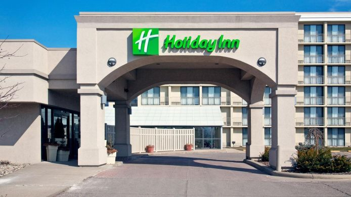 Exterior view Holiday Inn SIOUX CITY