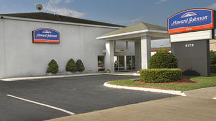 Exterior view HOWARD JOHNSON INN VIRGINIA BE