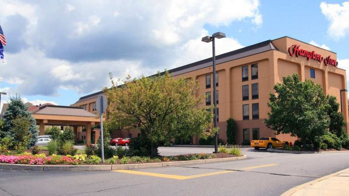 Exterior view Hampton Inn Scranton at Montage Mountain