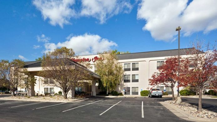 Exterior view Hampton Inn of North Sioux City