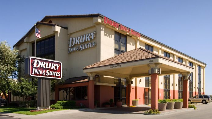 Exterior view DRURY INN SUITES SAN ANTONIO NORTHEAST