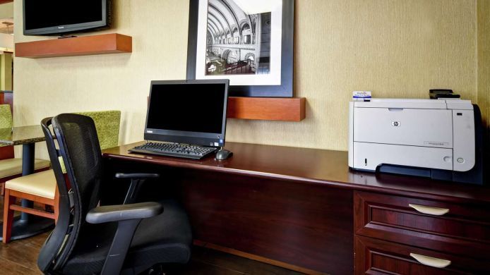 Exterior view Hampton Inn St Louis - Westport