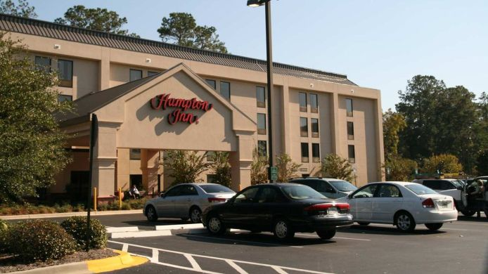 Exterior view Hampton Inn Tallahassee-Central