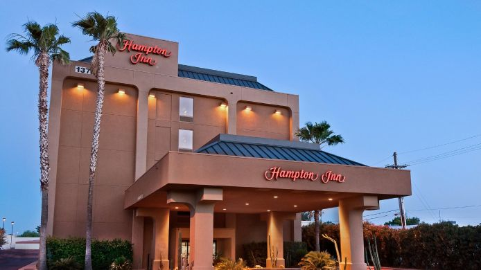 Buitenaanzicht Hampton Inn Tucson-North