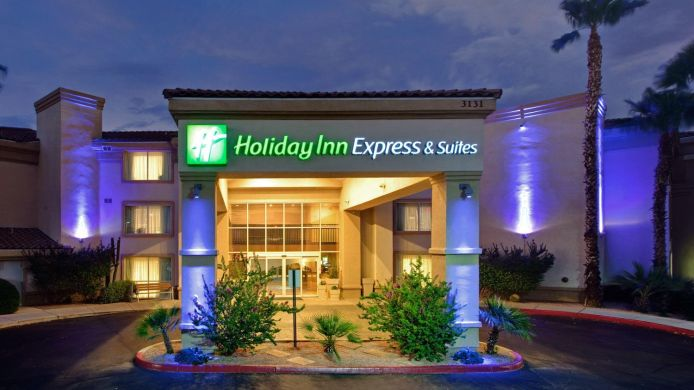 Exterior view Holiday Inn Express & Suites SCOTTSDALE - OLD TOWN