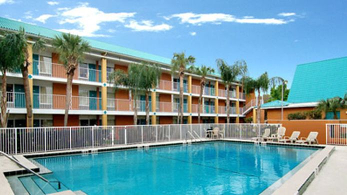 Exterior view AMERICAS BEST INN AND SUITES ALTAMONTE