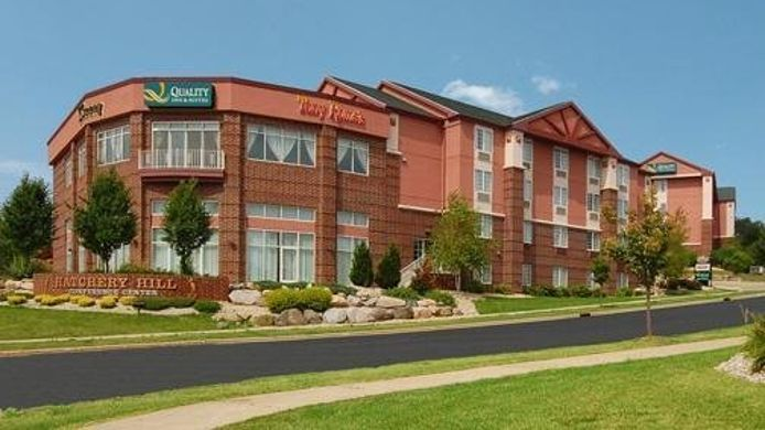 Buitenaanzicht WYNDHAM MADISON FITCHBURG