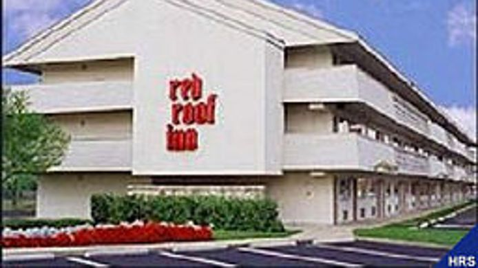 Buitenaanzicht Red Roof Inn West Monroe