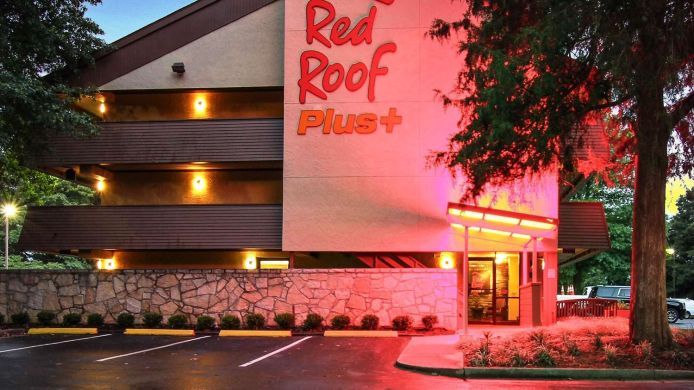 Buitenaanzicht RED ROOF PLUS ATLANTA-BUCKHEAD