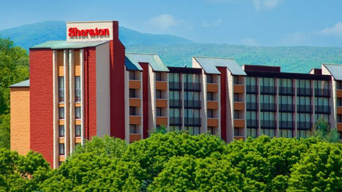 Exterior view Sheraton Roanoke Hotel & Conference Center