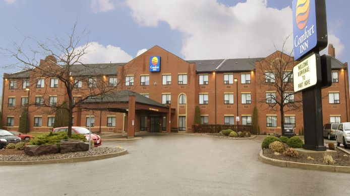 Exterior view Comfort Inn Port Hope
