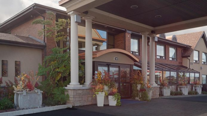 Exterior view Holiday Inn Express ST. JEAN SUR RICHELIEU