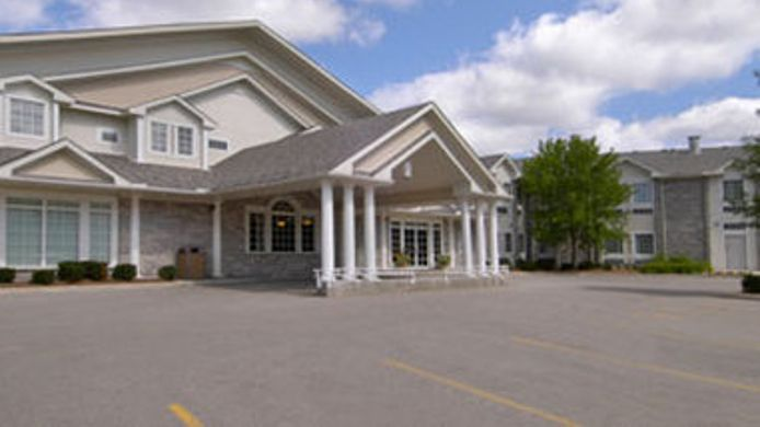 Exterior view DAYS INN GUELPH