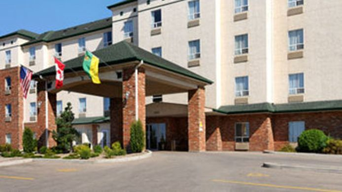 Exterior view DAYS INN - SASKATOON