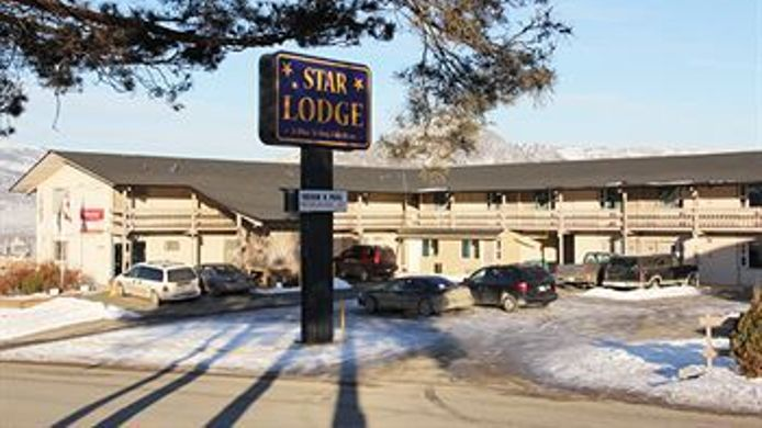 Exterior view Star Lodge