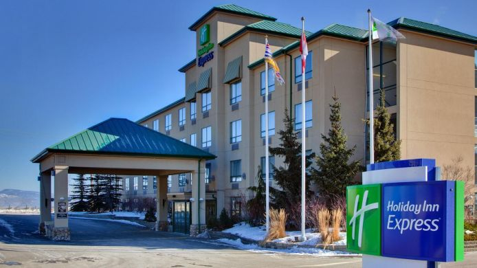 Exterior view Holiday Inn Express KAMLOOPS