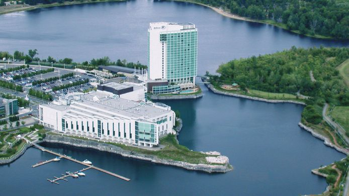 Exterior view Hilton Lac-Leamy
