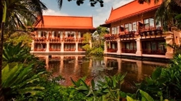 Exterior view Anantara Hua Hin Resort And Spa