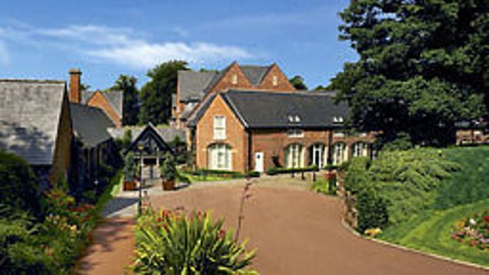 Buitenaanzicht Worsley Park Marriott Hotel & Country Club