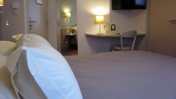 Double room (superior) Ours Blanc Wilson