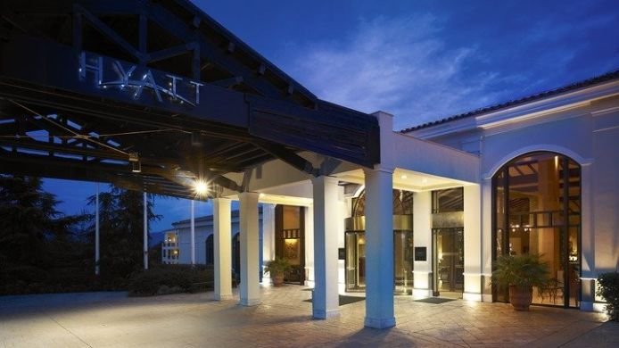 Exterior view Hyatt Regency Thessaloniki
