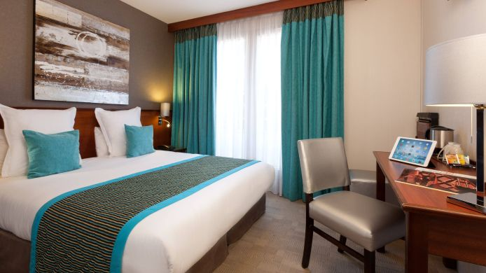 Double room (standard) Classics Hotel Parc Expositions