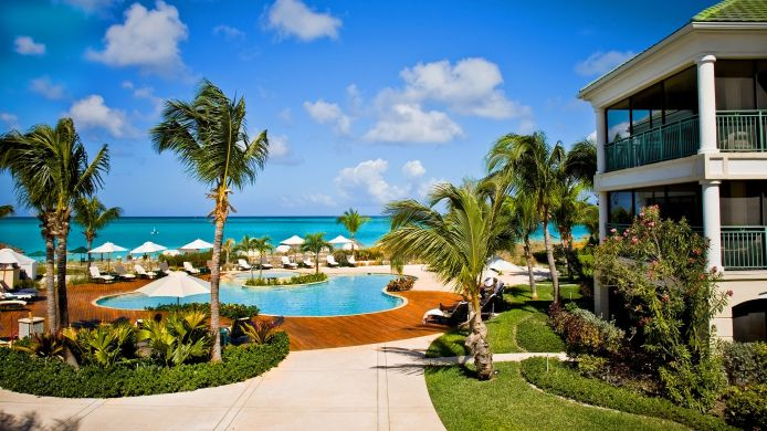 Exterior view SANDS AT GRACE BAY