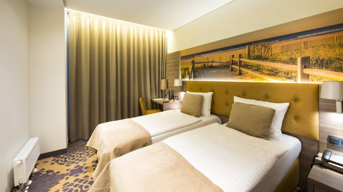 Double room (standard) SemaraH Hotel Lielupe Spa & Conferences