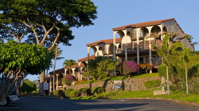 Exterior view ASTON MAUI HILL