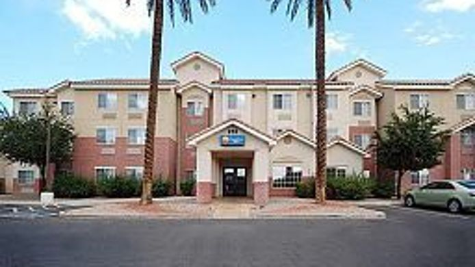 Exterior view Quality Inn Chandler