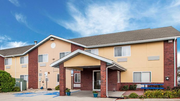 Exterior view Comfort Inn Fort Dodge