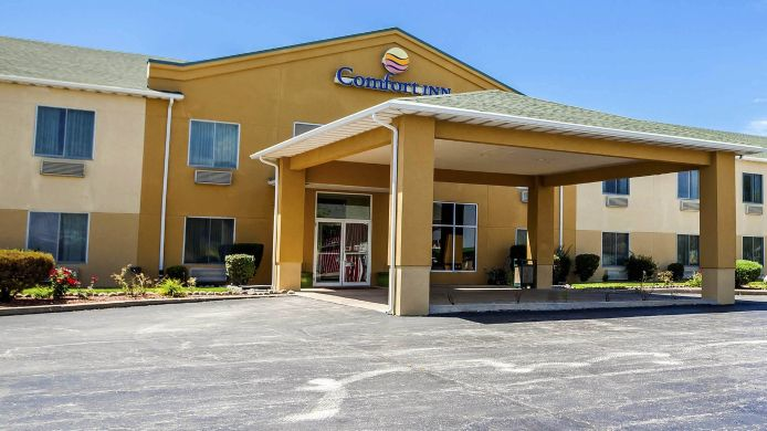 Exterior view Comfort Inn Kingdom City