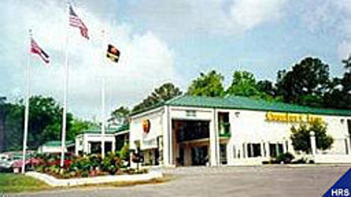 Exterior view Econo Lodge Picayune