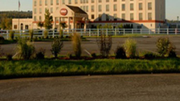 Exterior view THE HOTEL AT VERNON DOWNS