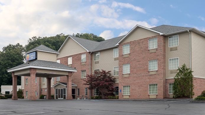 Exterior view Comfort Inn Big Stone Gap