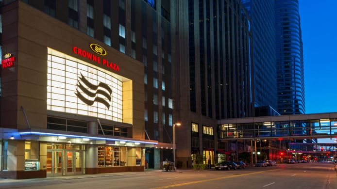 Exterior view Crowne Plaza MINNEAPOLIS NORTHSTAR DOWNTOWN