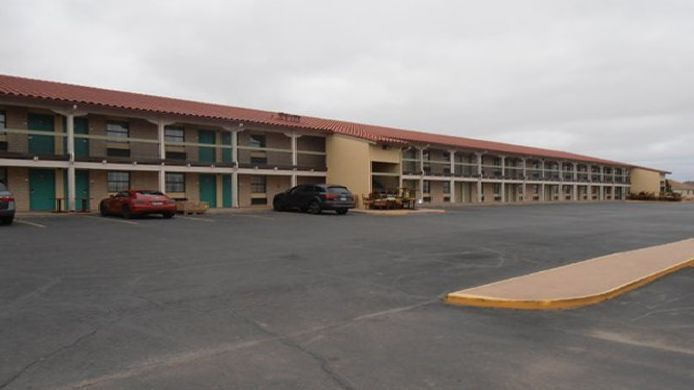 Exterior view Quality Inn San Angelo