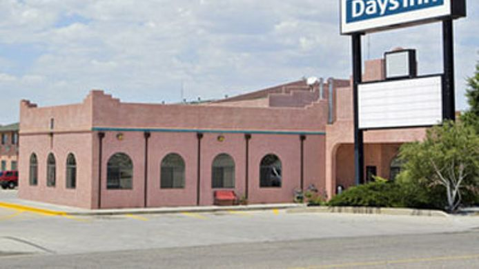 Exterior view DAYS INN PUEBLO