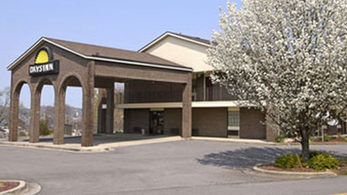 Exterior view DAYS INN GUNTERSVILLE