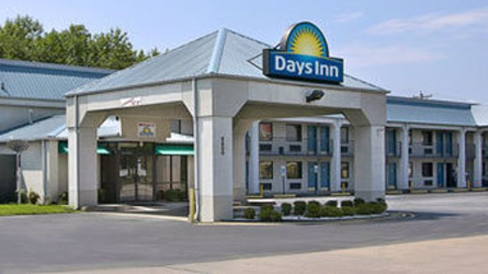 Exterior view DAYS INN N LITTLE ROCK EAST