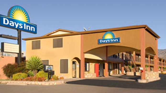 Exterior view DAYS INN ALAMOGORDO