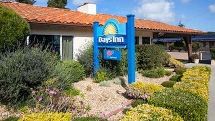 Exterior view DAYS INN MONTEREY-FISHERMAN'S