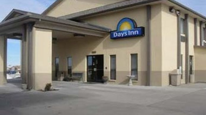 Exterior view DAYS INN-COLBY