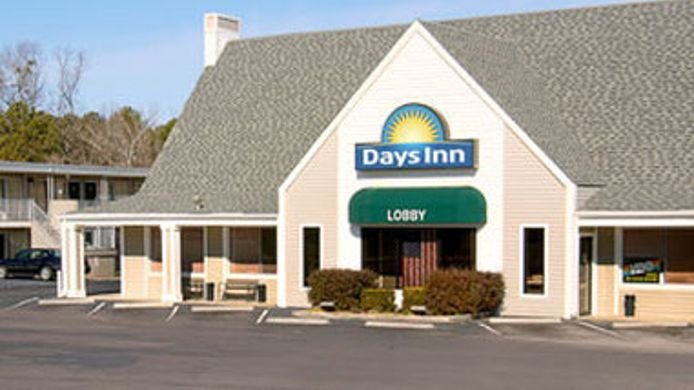 Exterior view DAYS INN CULLMAN